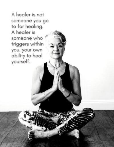 A Healer